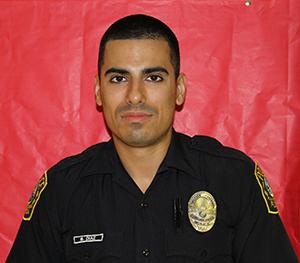Officer Bryan Diaz
